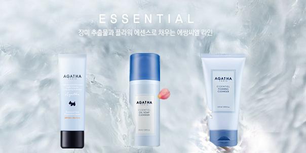 Essential Line | 장미 추출물과 플라워 에센스가 피부를 지켜주는 에쌍씨엘 라인